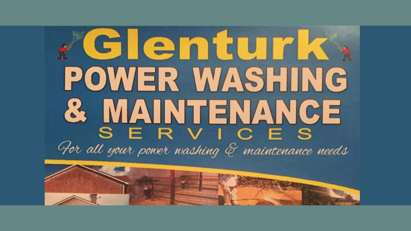 Glenturk Powerwashing & Maintenance