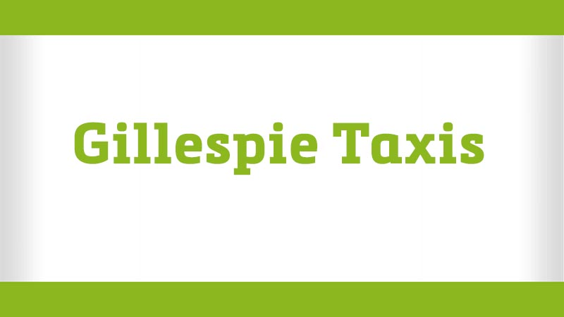 Gillespie Taxis