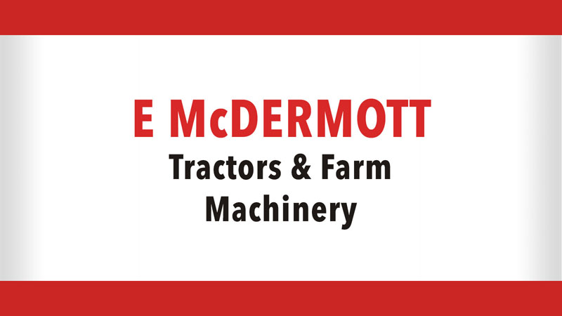 E McDermott Tractors & Farm Machinery